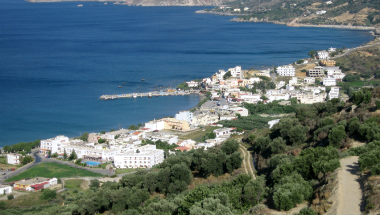 the surrounding area of Plakias